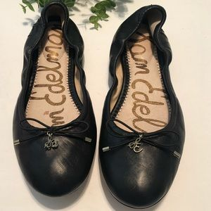 Sam Edelman Felicia Leather Ballet Flats (6.5)